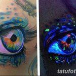 фото ультрафиолетовые тату от 21.04.2018 №024 - ultraviolet tattoo - tatufoto.com