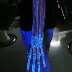 фото ультрафиолетовые тату от 21.04.2018 №031 - ultraviolet tattoo - tatufoto.com