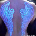 фото ультрафиолетовые тату от 21.04.2018 №054 - ultraviolet tattoo - tatufoto.com