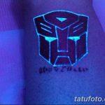 фото ультрафиолетовые тату от 21.04.2018 №060 - ultraviolet tattoo - tatufoto.com