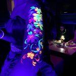 фото ультрафиолетовые тату от 21.04.2018 №063 - ultraviolet tattoo - tatufoto.com