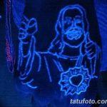 фото ультрафиолетовые тату от 21.04.2018 №065 - ultraviolet tattoo - tatufoto.com