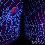 фото ультрафиолетовые тату от 21.04.2018 №068 - ultraviolet tattoo - tatufoto.com