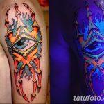 фото ультрафиолетовые тату от 21.04.2018 №085 - ultraviolet tattoo - tatufoto.com