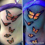 фото ультрафиолетовые тату от 21.04.2018 №096 - ultraviolet tattoo - tatufoto.com