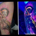 фото ультрафиолетовые тату от 21.04.2018 №106 - ultraviolet tattoo - tatufoto.com