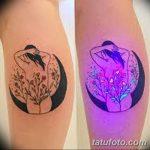 фото ультрафиолетовые тату от 21.04.2018 №116 - ultraviolet tattoo - tatufoto.com