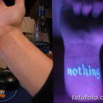 фото ультрафиолетовые тату от 21.04.2018 №124 - ultraviolet tattoo - tatufoto.com