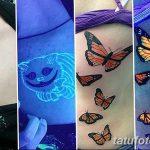 фото ультрафиолетовые тату от 21.04.2018 №128 - ultraviolet tattoo - tatufoto.com