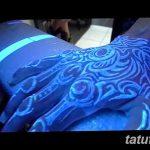 фото ультрафиолетовые тату от 21.04.2018 №132 - ultraviolet tattoo - tatufoto.com