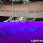 фото ультрафиолетовые тату от 21.04.2018 №140 - ultraviolet tattoo - tatufoto.com
