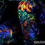 фото ультрафиолетовые тату от 21.04.2018 №148 - ultraviolet tattoo - tatufoto.com