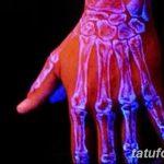 фото ультрафиолетовые тату от 21.04.2018 №156 - ultraviolet tattoo - tatufoto.com