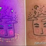 фото ультрафиолетовые тату от 21.04.2018 №161 - ultraviolet tattoo - tatufoto.com