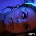 фото ультрафиолетовые тату от 21.04.2018 №175 - ultraviolet tattoo - tatufoto.com