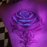 фото ультрафиолетовые тату от 21.04.2018 №183 - ultraviolet tattoo - tatufoto.com