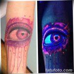 фото ультрафиолетовые тату от 21.04.2018 №187 - ultraviolet tattoo - tatufoto.com