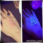 фото ультрафиолетовые тату от 21.04.2018 №190 - ultraviolet tattoo - tatufoto.com