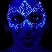 Фото ультрафиолетовых тату