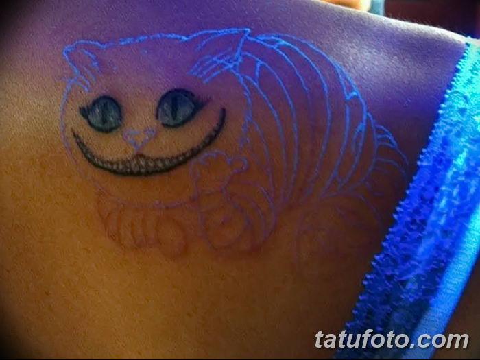 фото ультрафиолетовые тату от 21.04.2018 №200 - ultraviolet tattoo - tatufoto.com