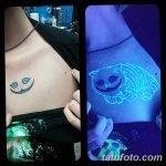 фото ультрафиолетовые тату от 21.04.2018 №209 - ultraviolet tattoo - tatufoto.com
