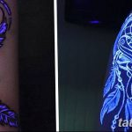 фото ультрафиолетовые тату от 21.04.2018 №210 - ultraviolet tattoo - tatufoto.com