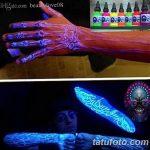 фото ультрафиолетовые тату от 21.04.2018 №212 - ultraviolet tattoo - tatufoto.com