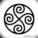 фото эскизы тату амулеты от 30.04.2018 №007 - sketches of tattoo amulets - tatufoto.com