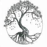 фото эскизы тату амулеты от 30.04.2018 №014 - sketches of tattoo amulets - tatufoto.com