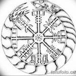 фото эскизы тату амулеты от 30.04.2018 №024 - sketches of tattoo amulets - tatufoto.com