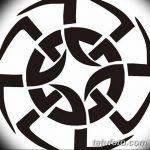 фото эскизы тату амулеты от 30.04.2018 №051 - sketches of tattoo amulets - tatufoto.com