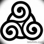 фото эскизы тату амулеты от 30.04.2018 №066 - sketches of tattoo amulets - tatufoto.com