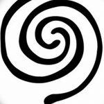 фото эскизы тату амулеты от 30.04.2018 №067 - sketches of tattoo amulets - tatufoto.com