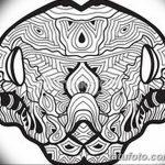 фото эскизы тату амулеты от 30.04.2018 №087 - sketches of tattoo amulets - tatufoto.com