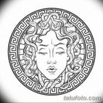 фото эскизы тату амулеты от 30.04.2018 №093 - sketches of tattoo amulets - tatufoto.com