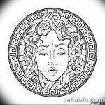 фото эскизы тату амулеты от 30.04.2018 №096 - sketches of tattoo amulets - tatufoto.com