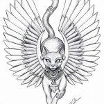 фото эскизы тату амулеты от 30.04.2018 №120 - sketches of tattoo amulets - tatufoto.com