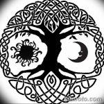 фото эскизы тату амулеты от 30.04.2018 №129 - sketches of tattoo amulets - tatufoto.com