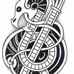 фото эскизы тату амулеты от 30.04.2018 №130 - sketches of tattoo amulets - tatufoto.com