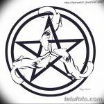 фото эскизы тату амулеты от 30.04.2018 №140 - sketches of tattoo amulets - tatufoto.com