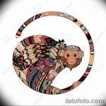 фото эскизы тату амулеты от 30.04.2018 №147 - sketches of tattoo amulets - tatufoto.com