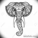 фото эскизы тату амулеты от 30.04.2018 №151 - sketches of tattoo amulets - tatufoto.com 346345