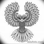 фото эскизы тату амулеты от 30.04.2018 №155 - sketches of tattoo amulets - tatufoto.com