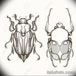 фото эскизы тату амулеты от 30.04.2018 №532 - sketches of tattoo amulets - tatufoto.com 347345 345734