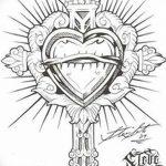 фото эскизы тату амулеты от 30.04.2018 №176 - sketches of tattoo amulets - tatufoto.com