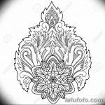 фото эскизы тату амулеты от 30.04.2018 №183 - sketches of tattoo amulets - tatufoto.com 346