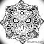 фото эскизы тату амулеты от 30.04.2018 №183 - sketches of tattoo amulets - tatufoto.com 346 453