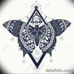 фото эскизы тату амулеты от 30.04.2018 №183 - sketches of tattoo amulets - tatufoto.com 346 453 346