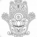 фото эскизы тату амулеты от 30.04.2018 №301 - sketches of tattoo amulets - tatufoto.com
