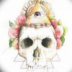фото эскизы тату амулеты от 30.04.2018 №334 - sketches of tattoo amulets - tatufoto.com
